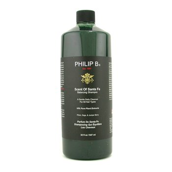 Philip B Scent of Santa Fe Balancing Shampoo (For All Hair Types)  947ml/32oz