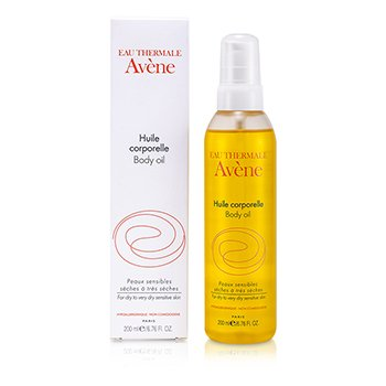Avene Body Oil  200ml/6.76oz