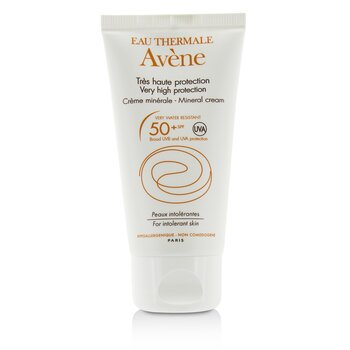 Avene High Protection Mineral Cream SPF 50  50ml/1.94oz