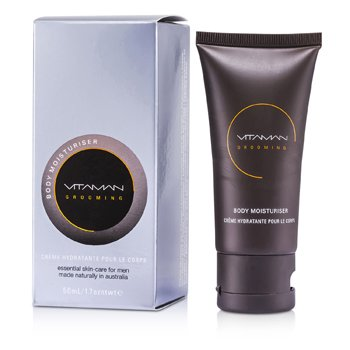 Vitaman Body Moisturiser  50ml/1.7oz