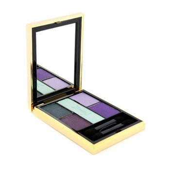 Yves Saint Laurent Ombres 5 Lumieres (5 Colour Harmony for Eyes) - No. 11 Midnight Garden  8.5g/0.29oz