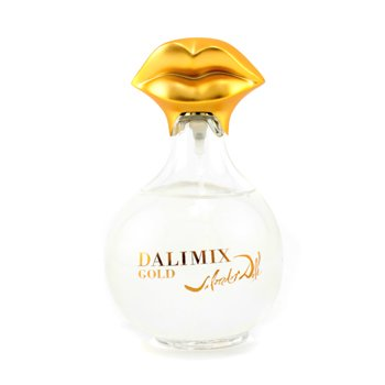 Salvador Dali Dalimix Gold Eau De Toilette Spray  100ml/3.4oz