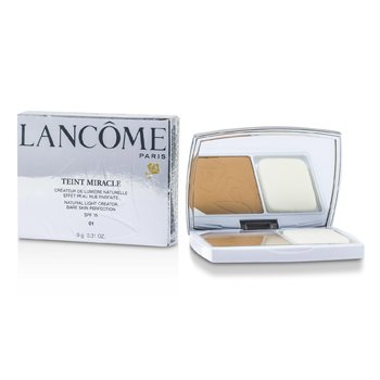 Lancome Teint Miracle Natural Light Creator Compact SPF 15 - # 01 Beige Albatre  9g/0.31oz