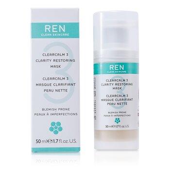 Ren Clearcalm 3 Clarity Restoring Mask  50ml/1.7oz