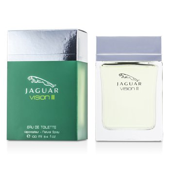Jaguar Vision ll Eau De Toilette Spray  100ml/3.4oz
