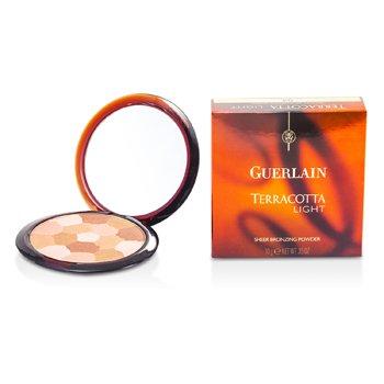 Guerlain Terracotta Light Sheer Bronzing Powder - No. 04 Sun Blondes  10g/0.35oz