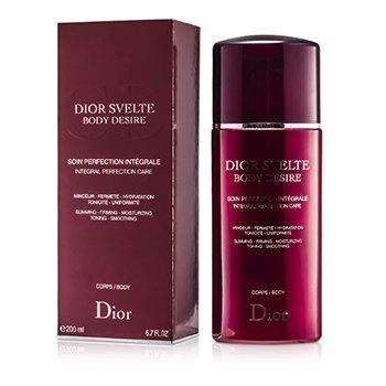Christian Dior Dior Svelte Body Desire Integral Perfection Care  200ml/6.7oz