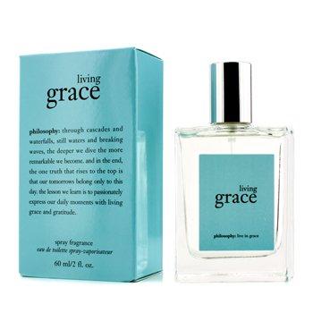 Philosophy Living Grace Eau De Toilette Spray  60ml/2oz