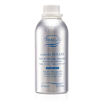 Thalgo Aquatic Massage Oil (Salon Size)  600ml/20.28oz