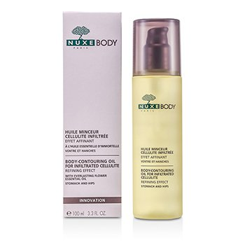 Nuxe Body-Contouring Oil For Infiltrated Cellulite  100ml/3.3oz