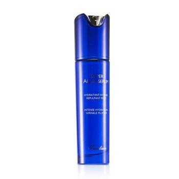 Guerlain Super Aqua Serum Intense Hydration Wrinkle Plumper  50ml/1.6oz