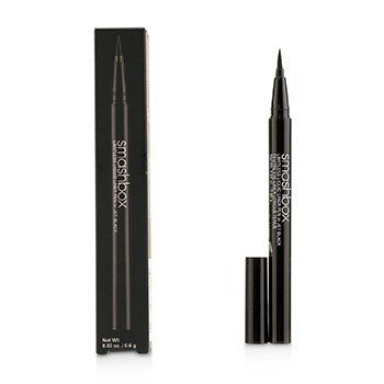 Smashbox Limitless Waterproof Liquid Liner Pen - # Jet Black  0.6g/0.02oz