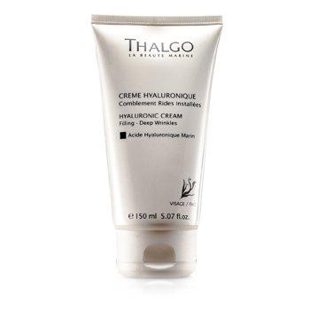 Thalgo Hyaluronic Cream: Filling - Deep Wrinkles  (Salon Size)  150ml/5.07oz