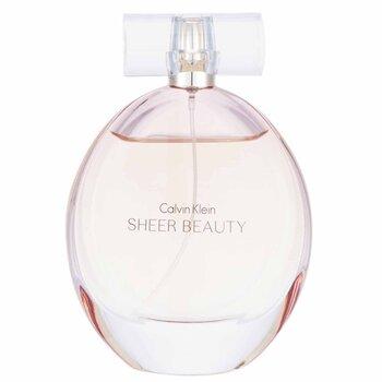 Calvin Klein Sheer Beauty Eau De Toilette Spray  100ml/3.3oz