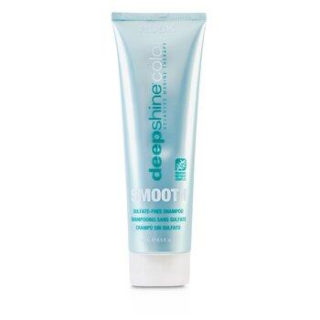 Rusk Deepshine Color Smooth Sulfate-Free Shampoo  250ml/8.5oz