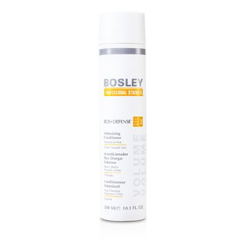 Bosley Professional Strength Bos Defense Volumizing Conditioner (For Normal to Fine Color-Treated Hair)  300ml/10.1oz