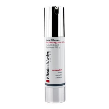 Elizabeth Arden Visible Difference Skin Balancing Lotion SPF 15 (Combination Skin)  49.5ml/1.7oz