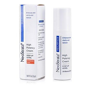 Neostrata Resurface High Potency Cream Step Up Level 20 Bionic/AHA  30g/1oz