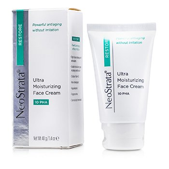 Neostrata Restore Ultra Moisturizing Face Cream 10 PHA  40g/1.4oz