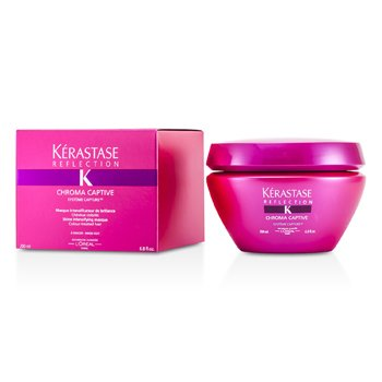 Kerastase Reflection Chroma Captive Shine Intensifying Masque (For Colour-Treated Hair)  200ml/6.8oz