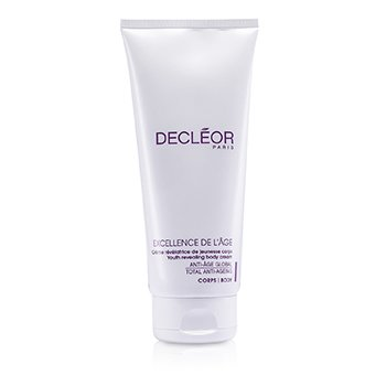 Decleor Excellence De L'Age Youth Revealing Body Cream (Salon Product)  200ml/6.7oz