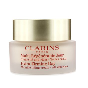 Clarins Extra-Firming Day Wrinkle Lifting Cream - All Skin Types (Unboxed)  50ml/1.7oz