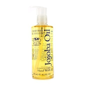 Crabtree & Evelyn Jojoba Oil Conditioning Hand Wash  250ml/8.5oz