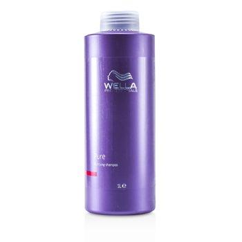 Wella Pure Purifying Shampoo  1000ml/33.8oz