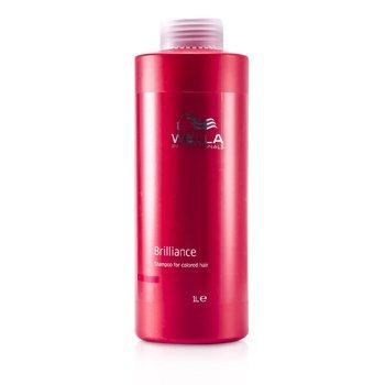 Wella Brilliance Shampoo (For Colored Hair)  1000ml/33.8oz