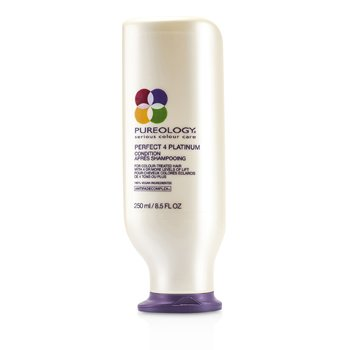Pureology Perfect 4 Platinum Condition (For Colour-Treated Hair)  250ml/8.5oz