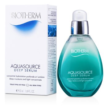 Biotherm Aquasource Deep Serum (For All Skin Types)  50ml/1.69oz