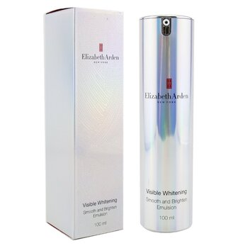 Elizabeth Arden Visible Whitening Smooth and Brighten Emulsion  100ml/3.4oz