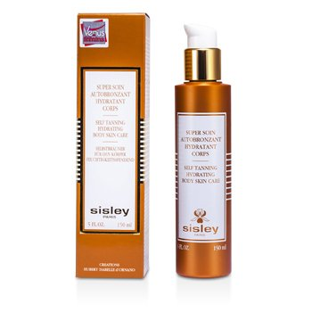Sisley Self Tanning Hydrating Body Skin Care  150ml/5oz