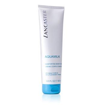 Lancaster Aquamilk Comforting Body Cream  300ml/10oz