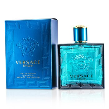Versace Eros Eau De Toilette Spray  100ml/3.4oz