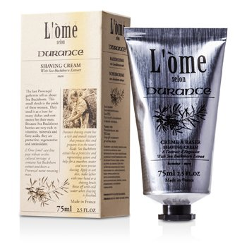 Durance L'Ome Shaving Cream (Tube)  75ml/2.5oz