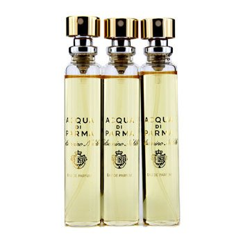 Acqua Di Parma Gelsomino Nobile Leather Purse Spray Refills Eau De Parfum  3x20ml/0.7oz