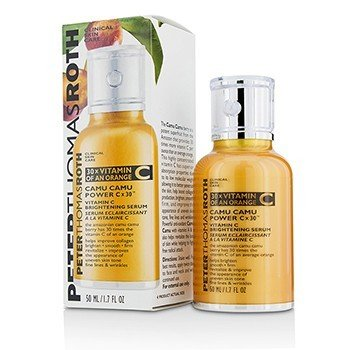 Peter Thomas Roth Camu Camu Power Cx30 Vitamin C Brightening Serum  50ml/1.7oz