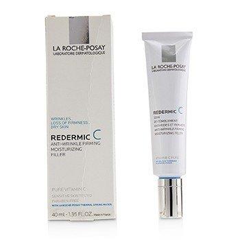 La Roche Posay Redermic C Daily Sensitive Skin Anti-Aging Fill-In Care - Dry Skin (Box Slightly Damaged)  40ml/1.35oz
