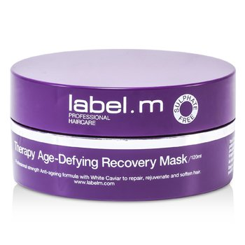 Label.M Therapy Age-Defying Recovery Mask (To Repair, Rejuvenate and Soften Hair)  120ml/4oz