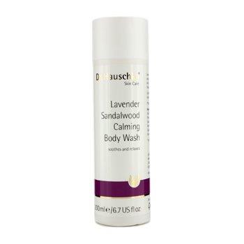 Dr. Hauschka Lavender Sandalwood Calming Body Wash  200ml/6.7oz