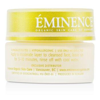 Eminence Yellow Sweet Clover Anti-Redness Masque  30ml/1oz