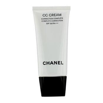 Chanel CC Cream Complete Correction SPF 30 / PA+++ # 32 Beige Rose  30ml/1oz