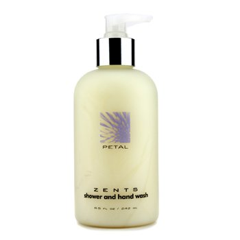 Zents Petal Shower & Hand Wash  242ml/8.5oz