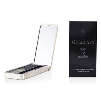 Guerlain Ecrin 2 Couleurs Colour Fusion Eyeshadows - # 01 Two Rock  2x2g/0.07oz