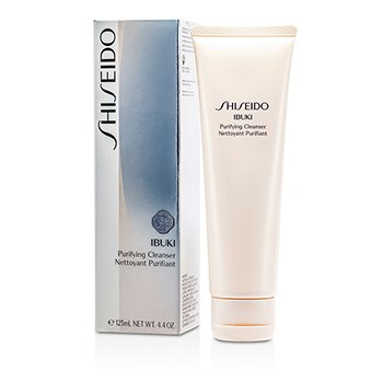 Shiseido IBUKI Purifying Cleanser  125ml/4.4oz