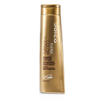 Joico K-Pak Color Therapy Shampoo - To Preserve Color & Repair Damage (New Packaging)  300ml/10.1oz