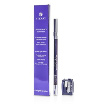 By Terry Crayon Khol Terrybly Color Eye Pencil (Waterproof Formula) - # 7 Brown Secret  1.2g/0.04oz