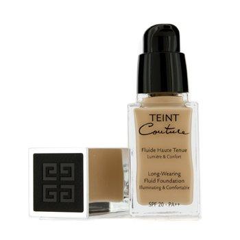 Givenchy Teint Couture Long Wear Fluid Foundation SPF20 - # 5 Elegant Honey  25ml/0.8oz