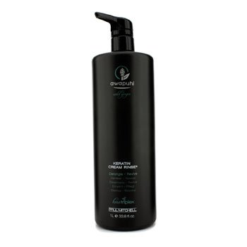 Paul Mitchell Awapuhi Wild Ginger Keratin Cream Rinse (For All Hair Types)  1000ml/33.8oz